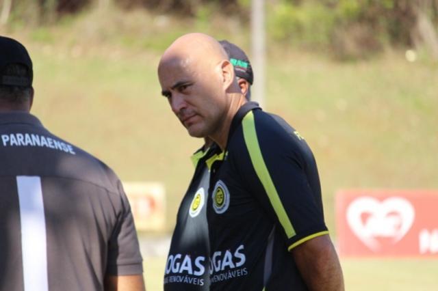 Sidicleiestá de volta à cidade de origem como técnico do Sub-19 do FC Cascavel