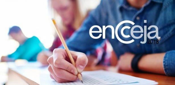Inscrições para o ENCCEJA 2018 começará em abril