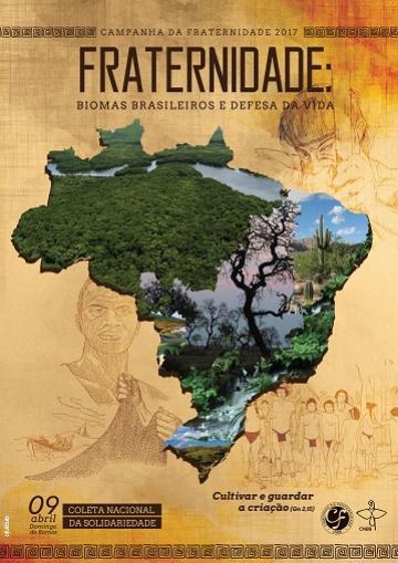Campanha da Fraternidade: biomas brasileiros e defesa da vida