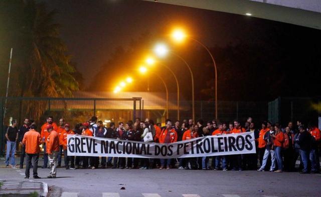 Federação Única dos Petroleiros comemora demissão de Pedro Parente da presidência da Petrobras