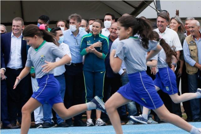 Oeste do Paraná ganha Centro de Treinamento de Atletismo
