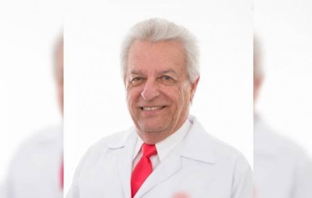 Dr. Que estava internado na UTI da Santa Casa em Cianorte morre no final da noite de sexta-feira, 03