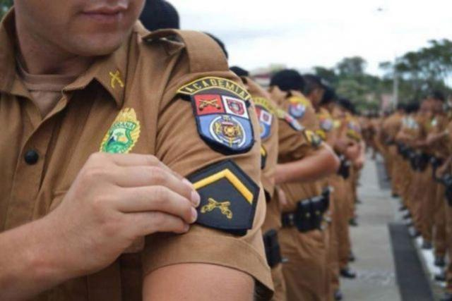 Reabertura das inscrições para o concurso ao cargo de Soldado PM/BM da PM/PR