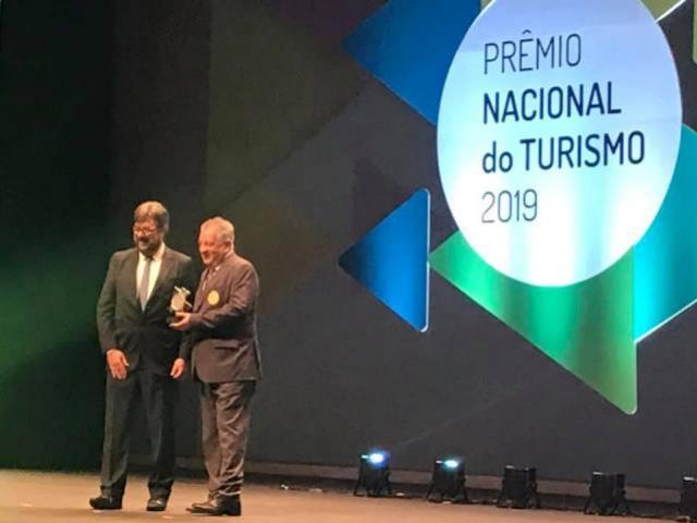 Festival das Cataratas é segundo colocado no Prêmio Nacional de Turismo
