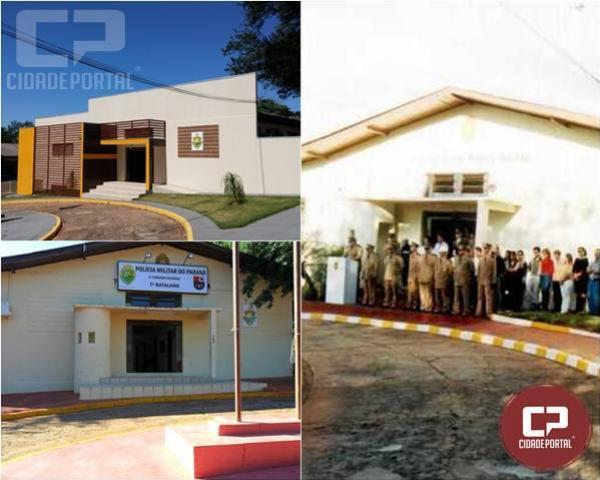 7º Batalhão de Polícia Militar ganha nova sede em Cruzeiro do Oeste