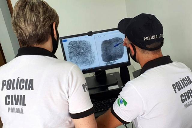 PCPR capacita policiais civis a usar sistema online para verificação de digitais em Maringá