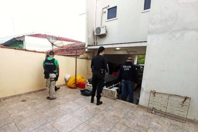 PCPR prende envolvido em grupo que deu prejuízo de R$ 1 milhão em golpes na internet