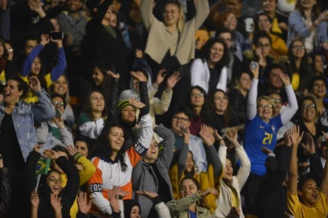 Venda de ingressos para jogo Feminino na Arena Corinthians