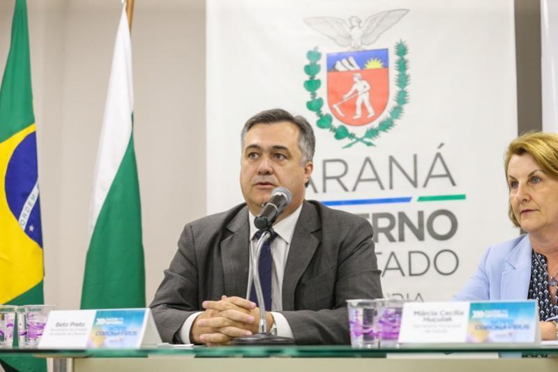 Saúde confirma seis casos de coronavírus no Paraná
