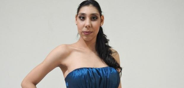 Jovem com microcefalia estreia como modelo: Céu é o limite, diz mãe
