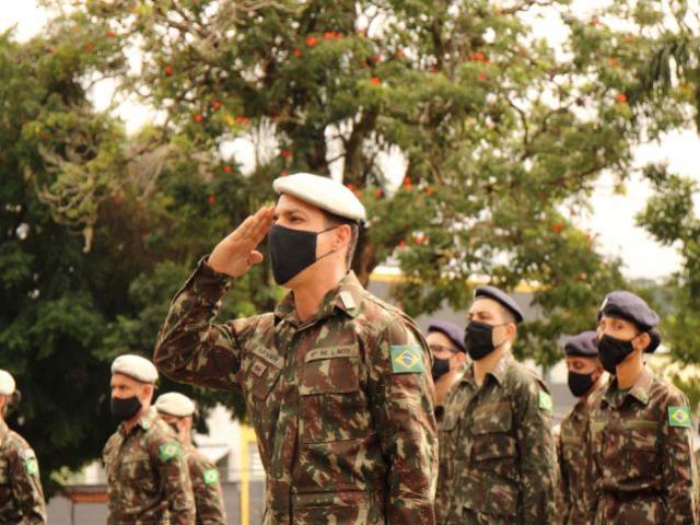 Futuros Sargentos iniciam formação em Juiz de Fora