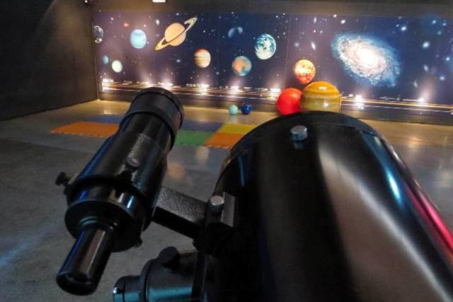 Parque da Ciência faz live sobre Júpiter, planeta estará no ponto mais próximo da Terra
