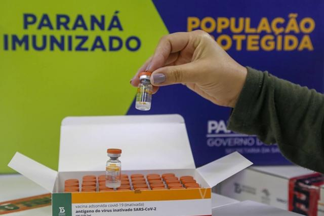 Novo lote de vacinas contra a Covid deve ter 205.200 doses
