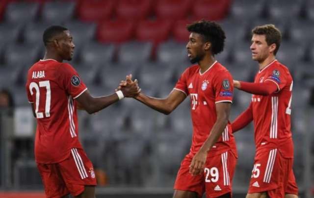 Bayern goleia Atlético de Madri e amplia série invicta
