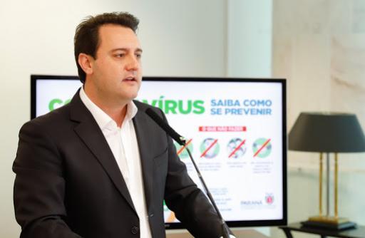 Governo do Estado determina a suspensão de prestações de financiamento da Cohapar