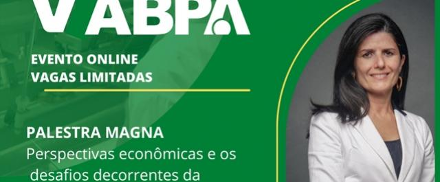ACADEMIA ABPA é inaugurada com palestra de Zeina Latif