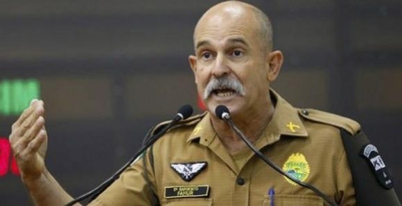 Sargento Fahur é o  2º deputado mais influente nas redes, segundo o ranking de influencia do congresso-FSB