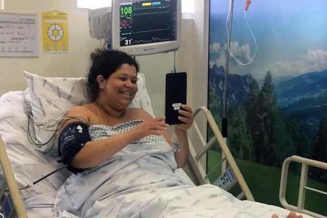 Hospitais adotam comunicação digital entre pacientes e familiares