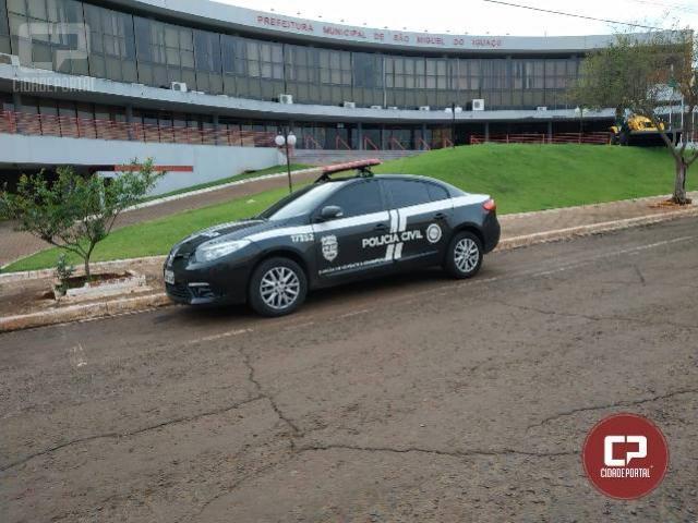 Divisão de Combate à Corrupção mira quadrilha suspeita de fraude em licitação de transporte público escolar