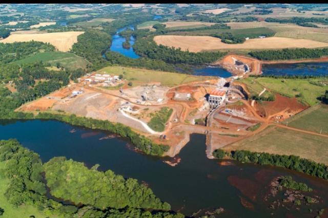 Paraná está entre os estados com maior potencial de construção de PCHs e CGHs