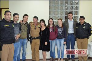 Polícia Militar do 7º BPM realiza troca de Comando na Cidade de Moreira Sales