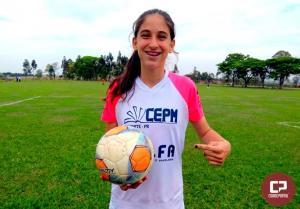 Meninas de Cianorte garantem vaga à Fase Final na categoria 12 a 14 anos em Tuneiras do Oeste