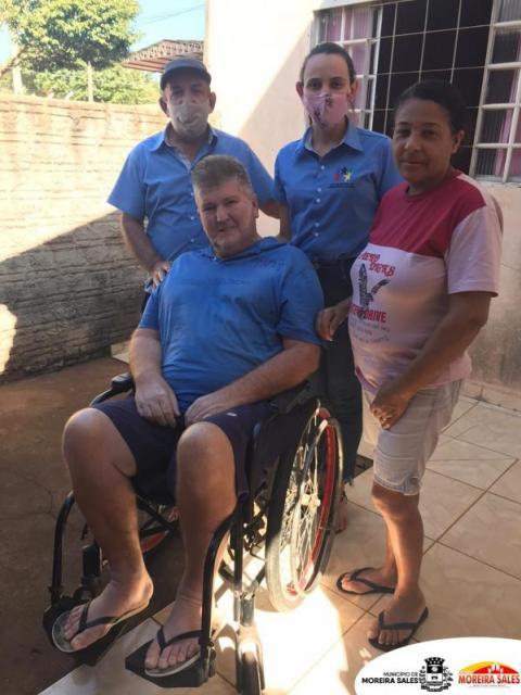 Após 65 dias internado, sendo 34 dias na UTI, seu José se recupera da COVID-19.