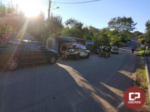 Operação conjunta entre Polícia Civil e Militar de Goioerê apreende dinheiro falso e três coautores de roubos a caminhonete