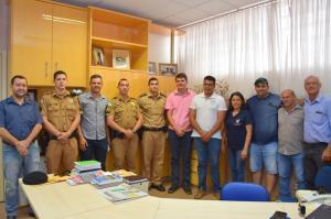 Sargento Elton assume comando da PM de Moreira Sales