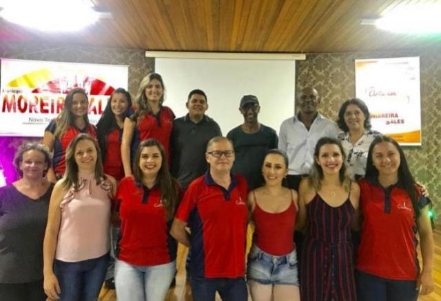 Departamento de Cultura de Moreira realiza avaliação do trabalho no primeiro semestre de 2019
