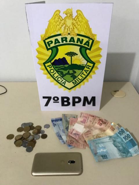 Polícia Militar realiza a prisão de duas mulheres na cidade de Moreira Sales acusadas de furto