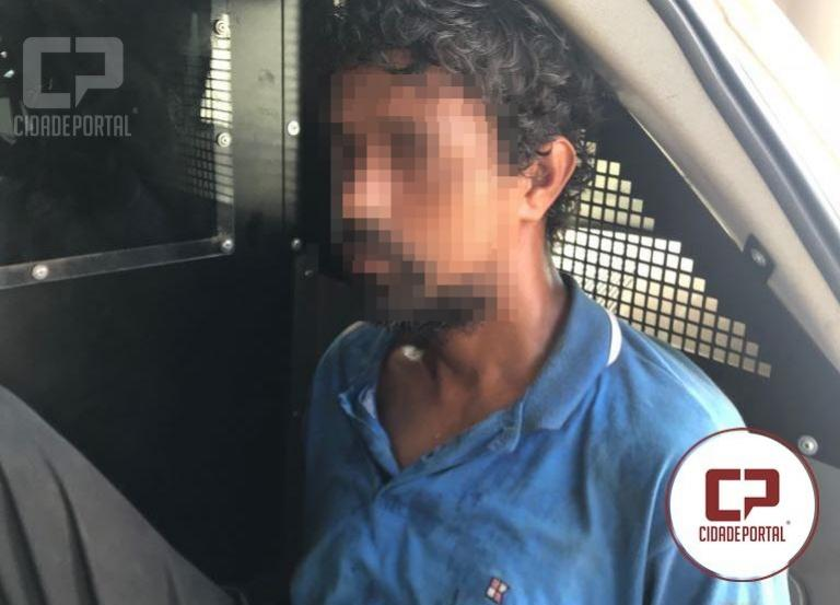 Filho agride Pai em Moreira Sales e acaba preso pela Polícia Militar