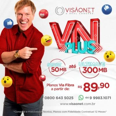 """VisãoNet lança novo serviço e tem Bottini como """"Garoto Propaganda"""""""