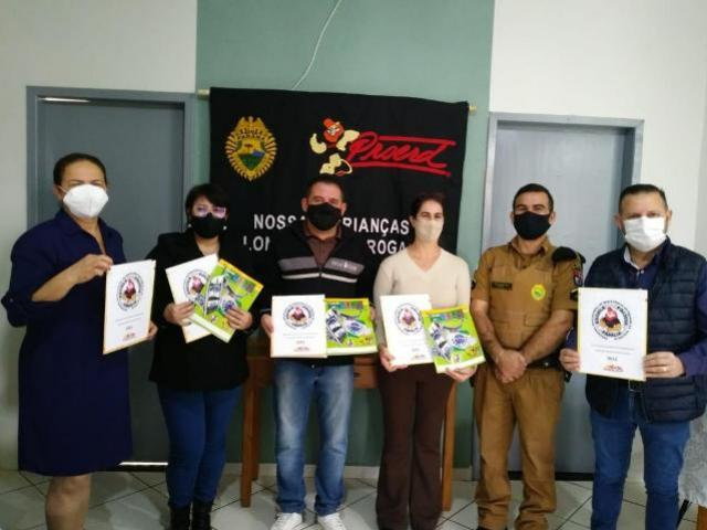 Moreira Sales realiza lançamento do PROERD no município