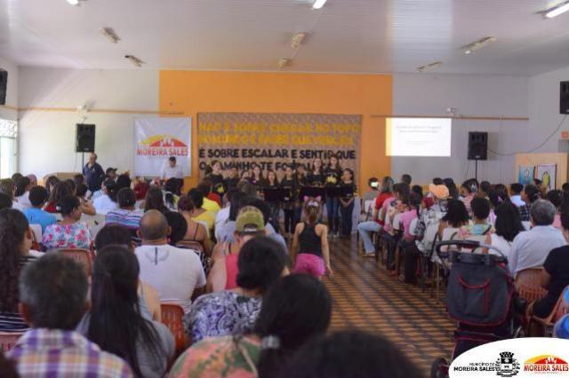 Reunião orientou beneficiários do Bolsa Família em Moreira Sales