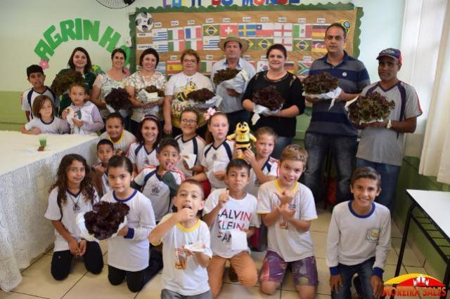Últimas ações do projeto A união Faz a Vida são realizada na Escola Eulália em Moreira Sales