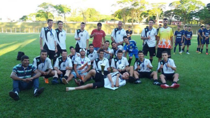 Final do Campeonato Municipal de Futebol aconteceu neste domingo