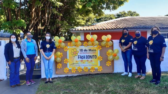 18 de Maio: Conselho Tutelar de Moreira Sales realizou ações de conscientização e prevenção