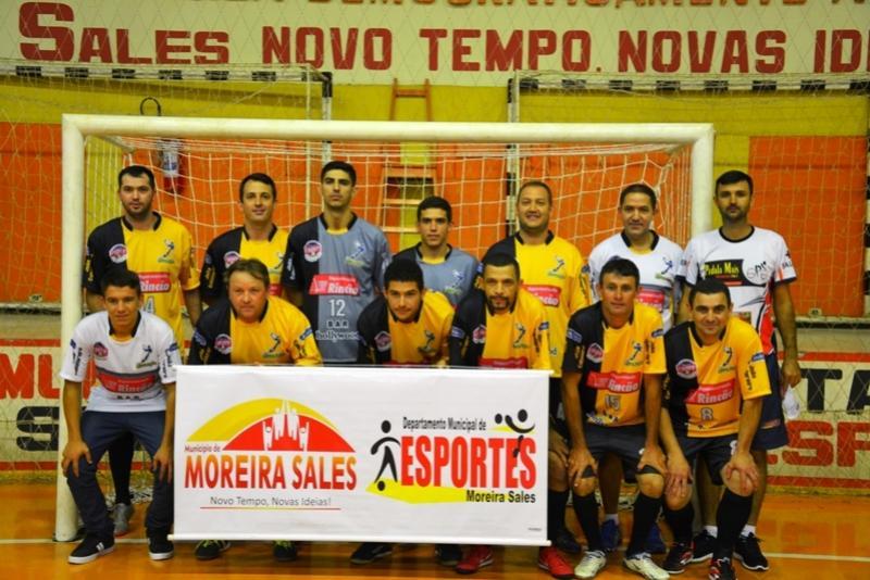 Copa Tá-Lento de Futsal de Moreira Sales teve início nesta segunda-feira, 18