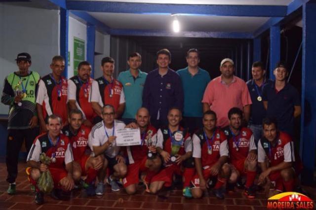 Departamento de Esportes abre Inscrições para 11º Campeonato Veterano de Futebol Suíço