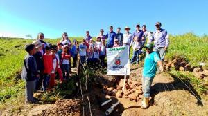 Moreira Sales comemora dia mundial da água