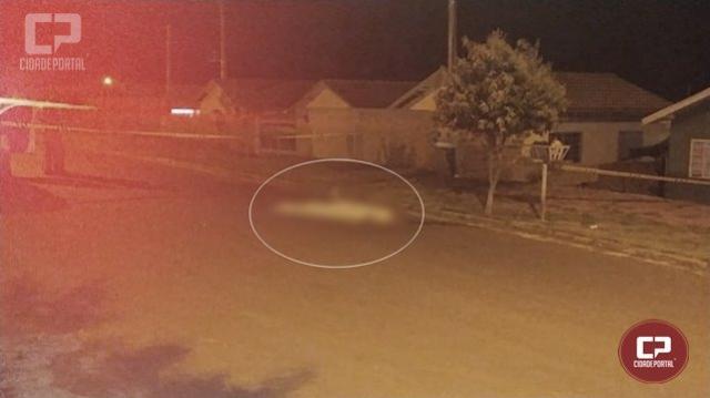 Jovem de 18 anos foi vítima de homicídio em Moreira Sales