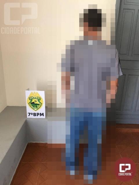 Polícia Militar de Moreira Sales compre mandado de prisão por lesão corporal