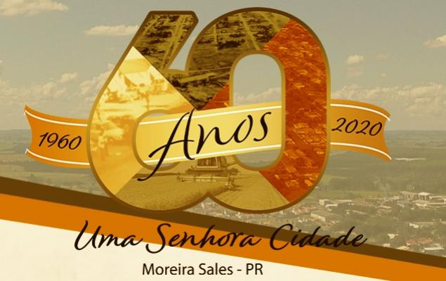 Moreira Sales 60 anos - Uma Senhora Cidade