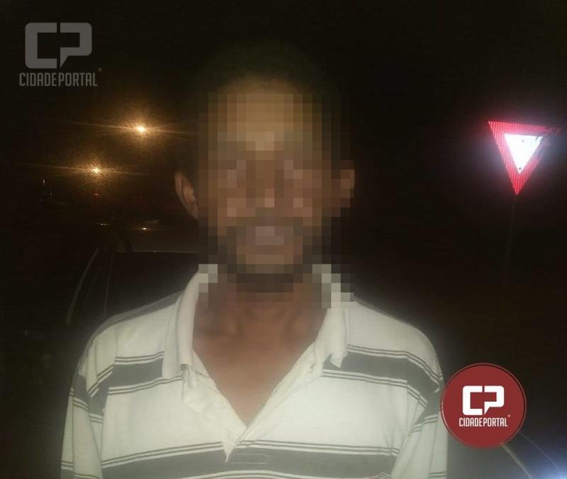 Polícia Militar de Moreira Sales cumpre mandado de prisão durante patrulhamento nesta quarta-feira, 24