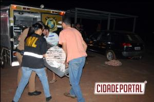 Homem é morto a tiros na noite deste sábado, 25, na cidade de Goioerê