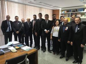 Prefeito Rafael Bolacha e Vereadores buscam emendas para o município de Moreira Sales