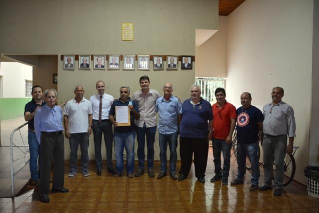 Família Okamoto e Usina Goioerê doam mais de R$68 mil para asilo de Moreira Sales