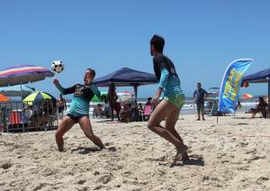 Ipanema Open de Futevôlei agita Verão Maior ao fomentar modalidade no litoral
