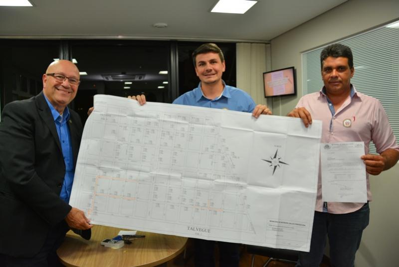 Mais de 1400 tubos são conquistados para Paraná do Oeste através do Deputado Romaneli